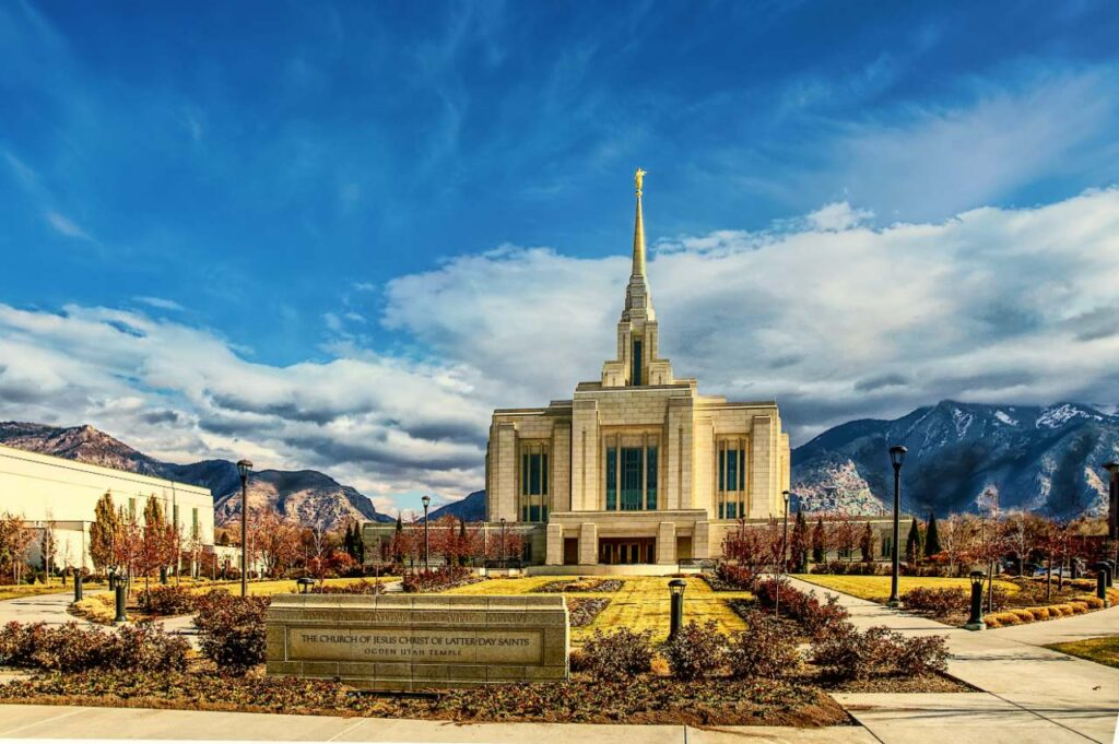 picture of a beautiful building in Ogden Utah